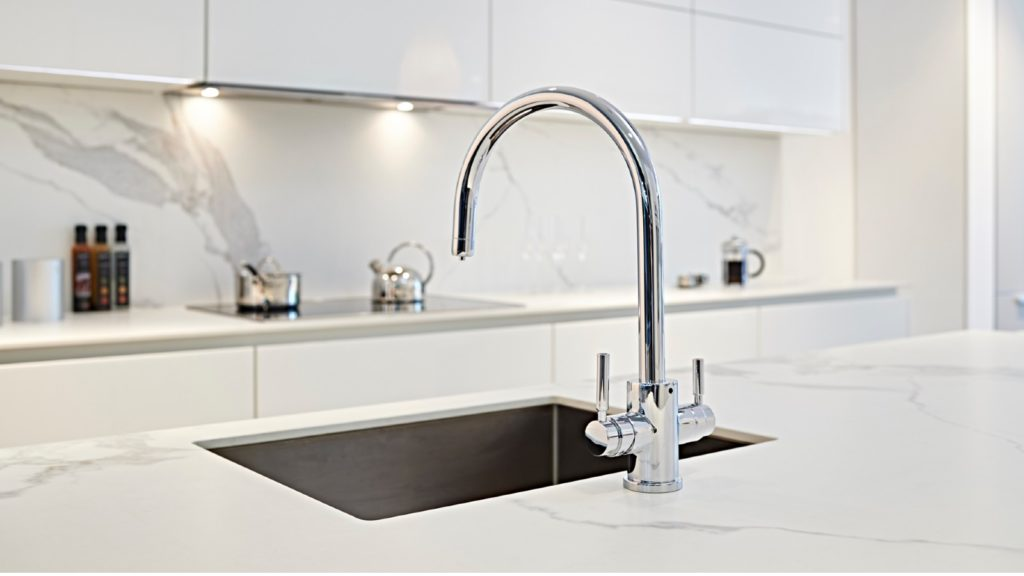Sinks and taps | Super bowl show 3