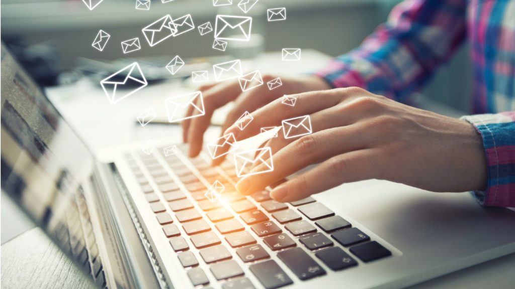 Don't forget email marketing 1