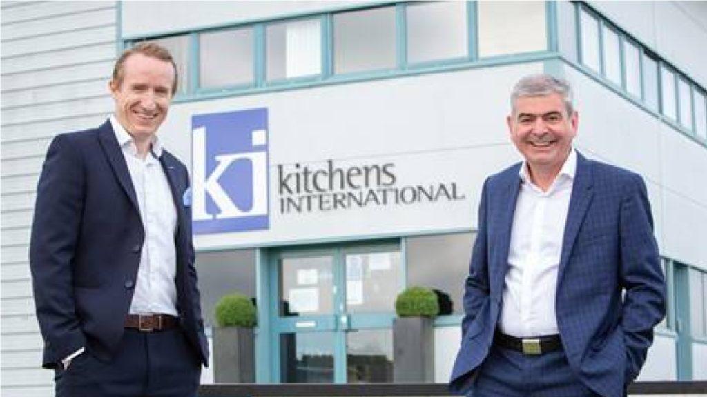 KI joins James Donaldson & Sons
