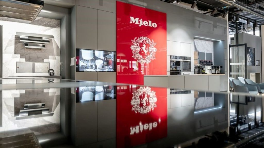 Miele opens third Experience Centre