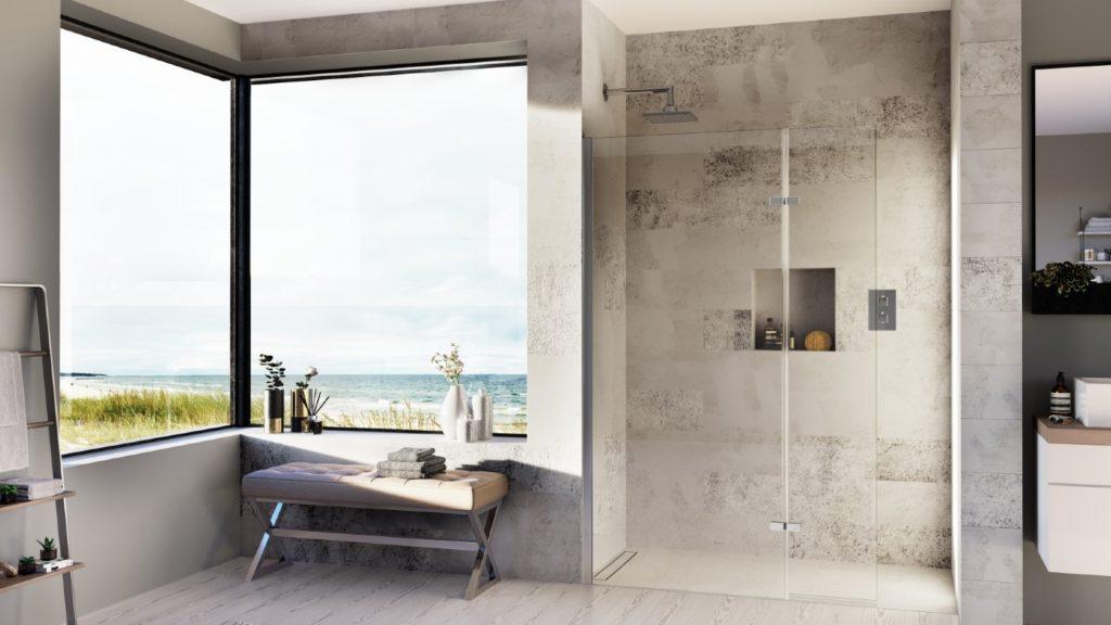 Shower enclosures | Walk the talk