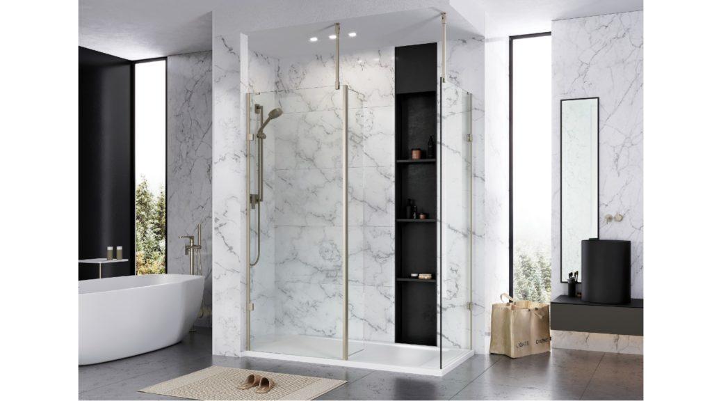 Shower enclosures | Walk the talk 3