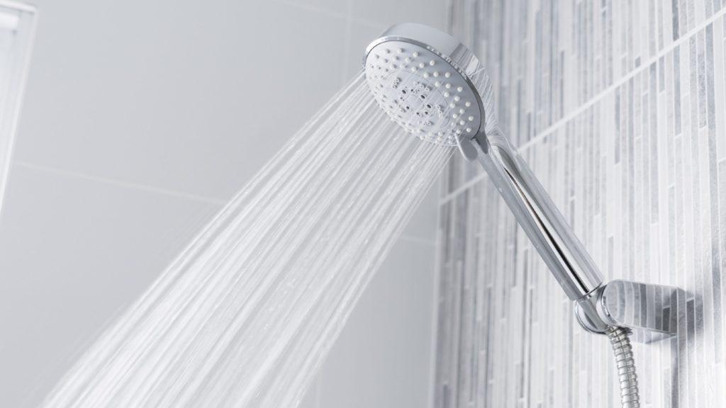 "Shower market ""sharp decline"" in 2020, due to COVID"