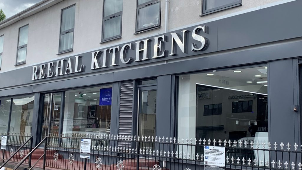 Villeroy & Boch kitchen showroom opens in Birmingham