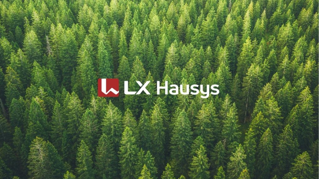 Hi-Macs manufacturer LG Hausys changes name