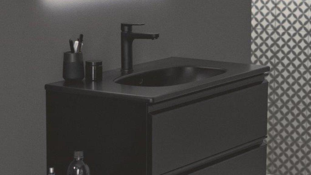 Ideal Standard   Silk Black finish