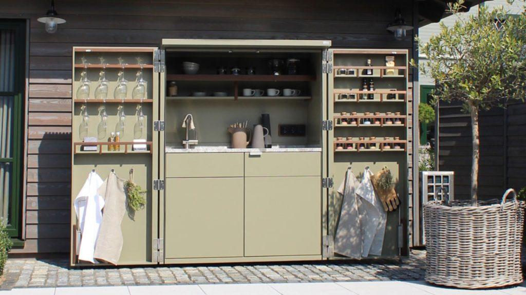 Outdoor kitchen design 1