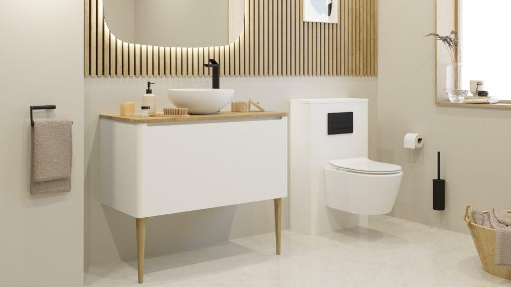 Crosswater | Artist bathroom furniture