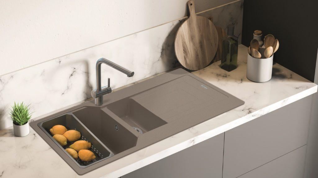 Franke | Fragranite sinks