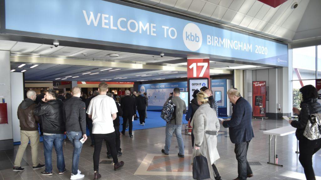 Kbb Birmingham returns to NEC in 2022