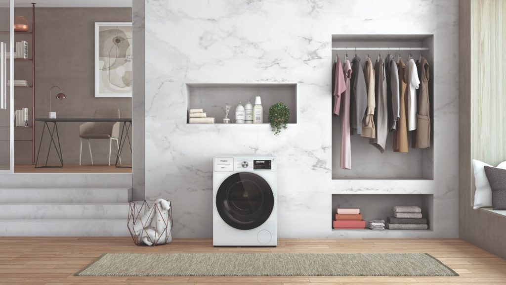 Whirlpool | SupremeSilence washing machine range