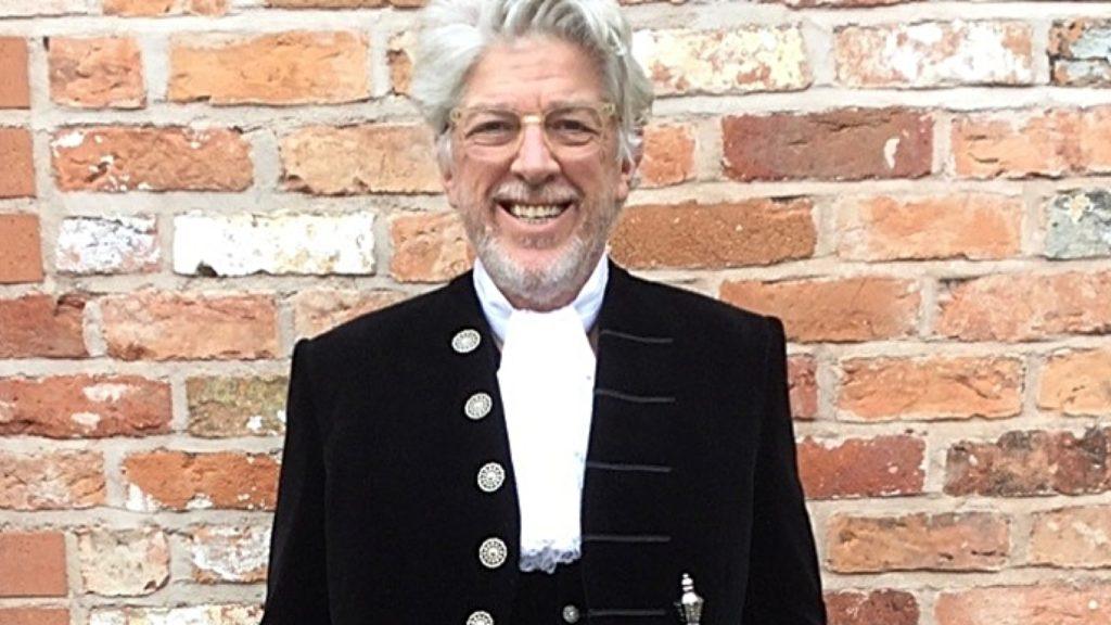 Obituary: Nick Hopkinson MBE DL (Hoppy)